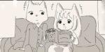 【リサの手作りカフェ】第13話「お花見大作戦」【マンガ】